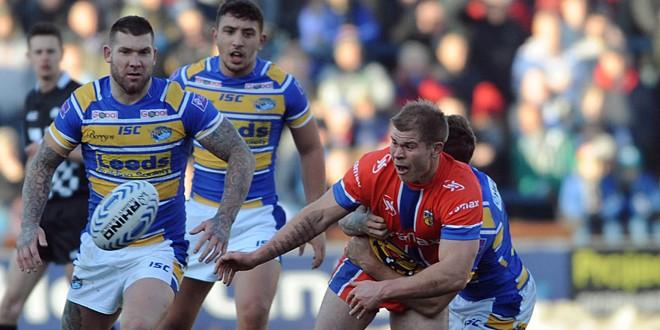 Video highlights: Leeds Rhinos 42-6 Wakefield Wildcats