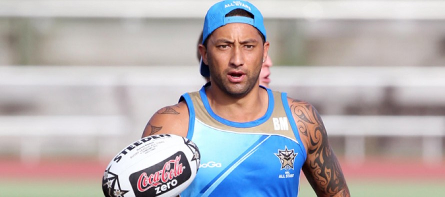 Benji Marshall cleared to make Rugby League return