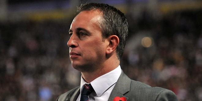 I expected tough England squad, says McNamara