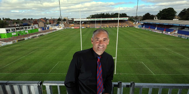 Preview: Wakefield Trinity Wildcats chairman speaks to us
