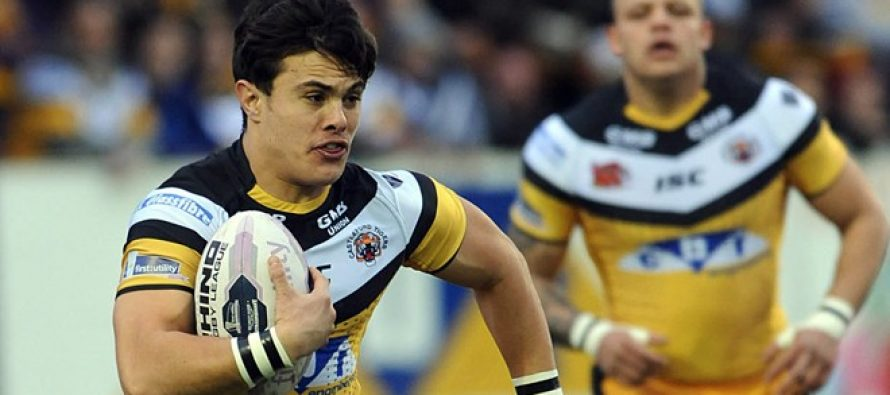 Channing: Don't turn your back on London Broncos