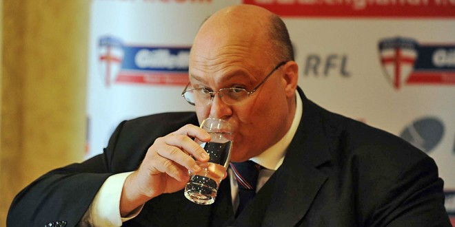 World exclusive: An interview with RFL chief Nigel Wood