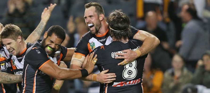 Match Report: Wests Tigers 16-4 NQ Cowboys