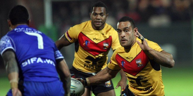 PNG win Commonwealth Championship