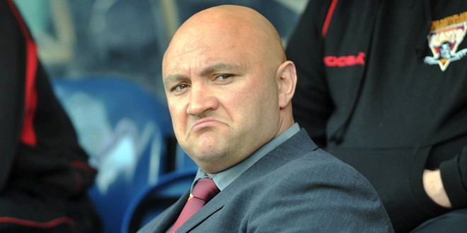 Paul Anderson insists Huddersfield Giants are not in crisis