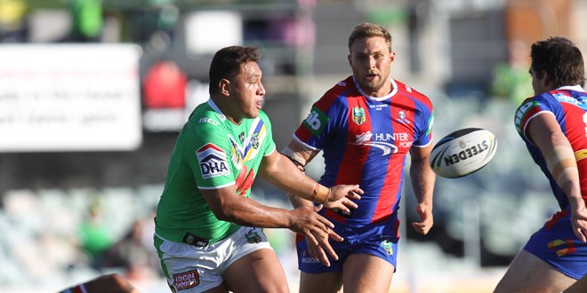 Match Report: Canberra Raiders 12-26 Newcastle Knights