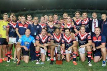 WATCH: Sydney Roosters score an incredible NRL try