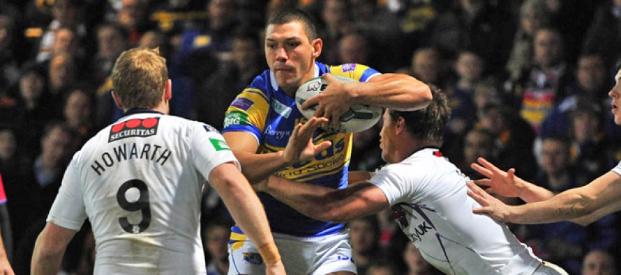 Match report: Leeds Rhinos 32-4 Salford Red Devils