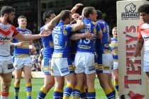 Leeds Rhinos book their place in Challenge Cup final