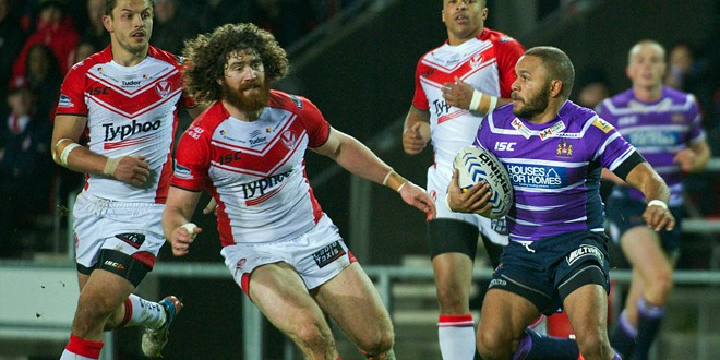 Match preview: Wigan Warriors v St Helens