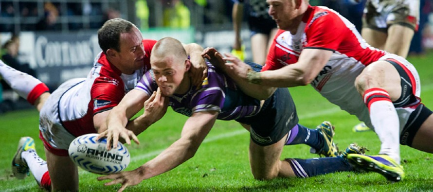 Video highlights: Wigan Warriors v St Helens
