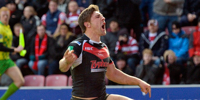 Tom Makinson: I thought England call-up was a prank
