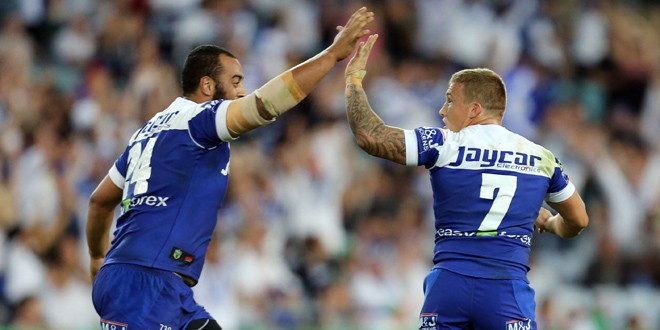 Match report: South Sydney 14-15 Canterbury Bulldogs