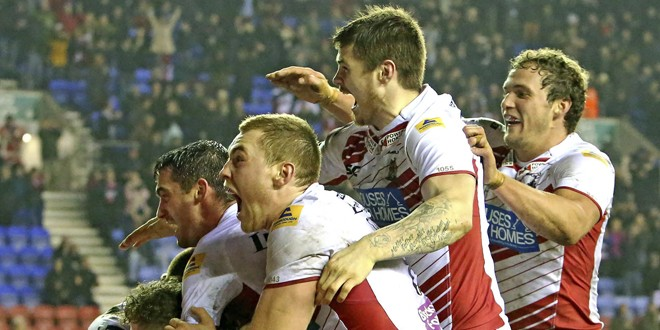 Match preview: Wigan Warriors v London Broncos