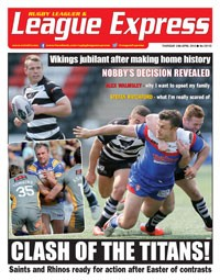 League Express Digital-Only Easter Special - Available for download now