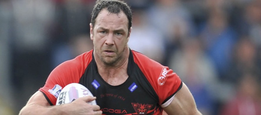 Salford are improving, warns captain Adrian Morley