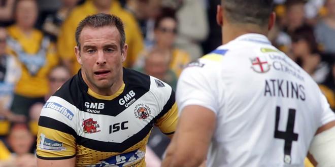 Pressure on us, says Castleford Tigers star