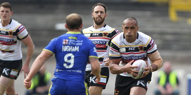 Kaufusi could return to Bradford Bulls