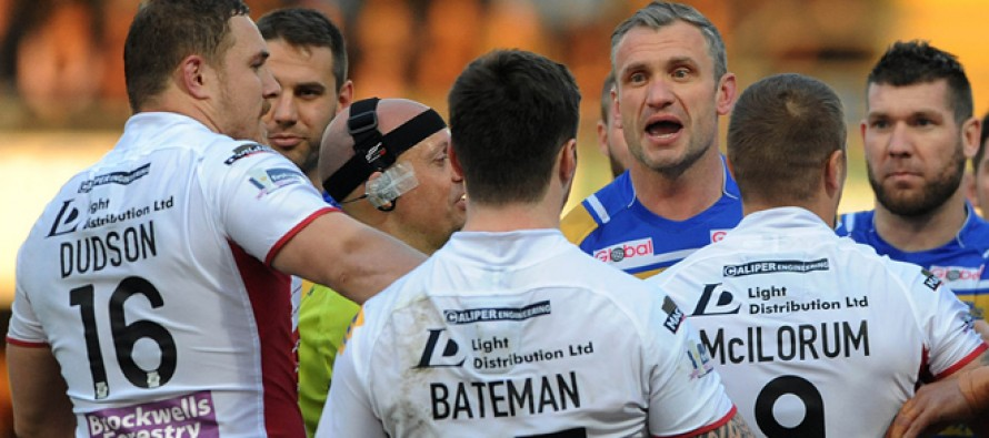 Video highlights: Leeds Rhinos 28-12 Wigan Warriors