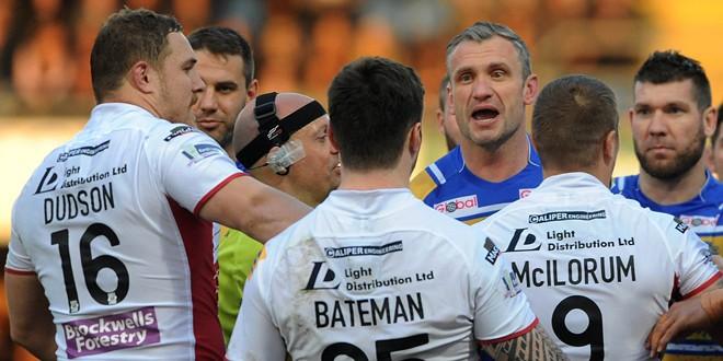 Video highlights: Leeds Rhinos 28-12 Wigan Warriors
