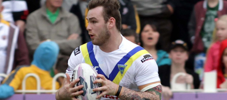 Warrington Wolves tie down six players