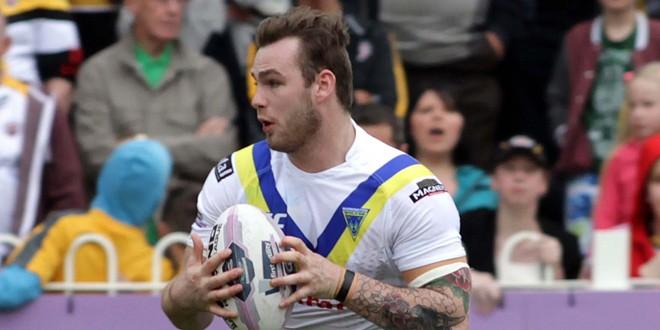 Warrington Wolves tie down six players