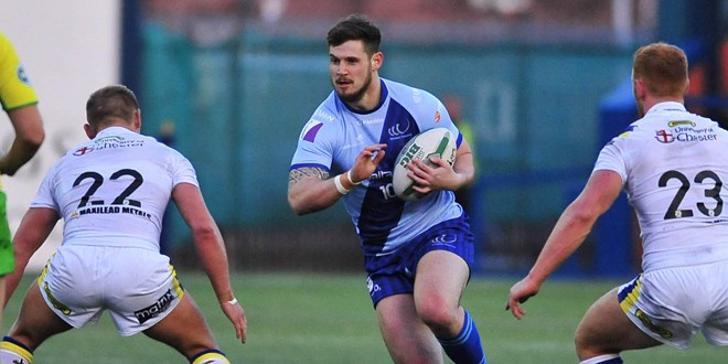 New deal for Kavanagh at Widnes