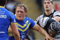 Warrington Wolves targeting top two, says Westwood