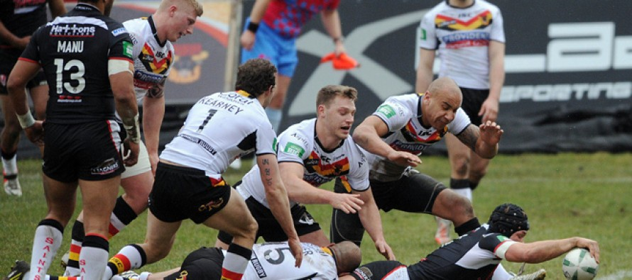 Video highlights: St Helens v Bradford Bulls