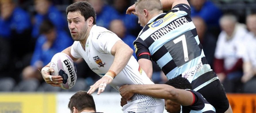 Video highlights: London Broncos 16-30 Huddersfield Giants