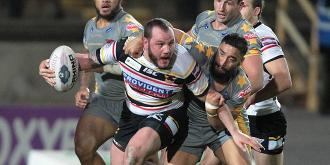 Ferguson to miss out for Bradford Bulls again