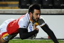 Dragons score seven tries to hammer Wildcats