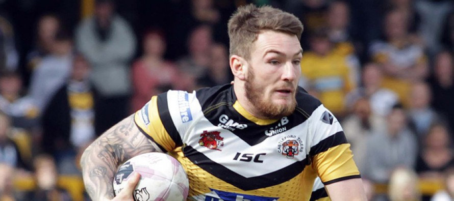 Lynch and Clark rested for Castleford Tigers