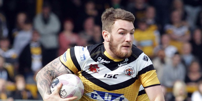 Video: Daryl Clark wins try of the month for July