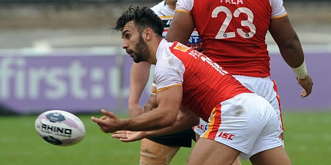 Match report: London Broncos 22-24 Catalan Dragons