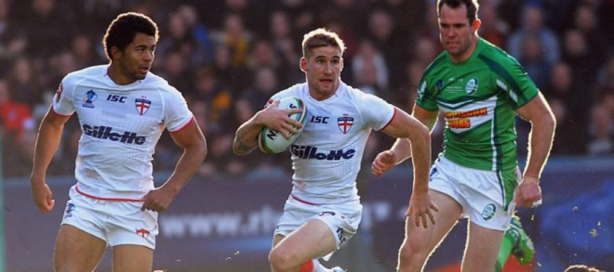 England to face New Zealand in 2015