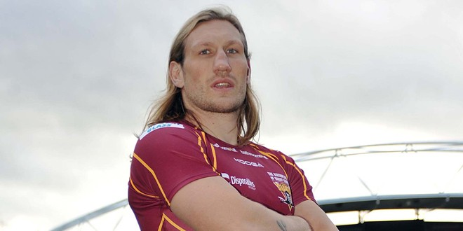 A week in the life of: Giants star Eorl Crabtree