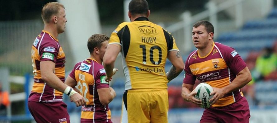 Match report: Huddersfield Giants 29-28 Castleford Tigers