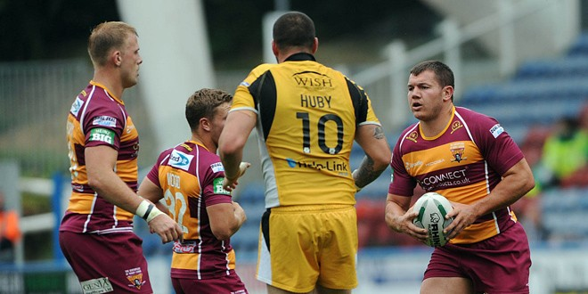 Video highlights: Huddersfield Giants 29-28 Castleford Tigers