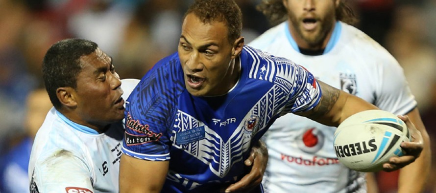Fiji NSW Cup team can lead to NRL side, says Petero