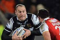 2016 already a success for Hull FC, insists Ellis
