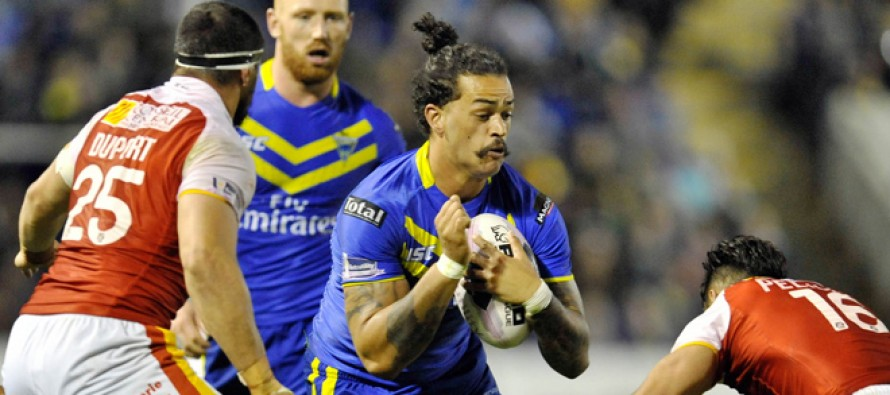 Video highlights: Warrington Wolves 42-10 Catalan Dragons