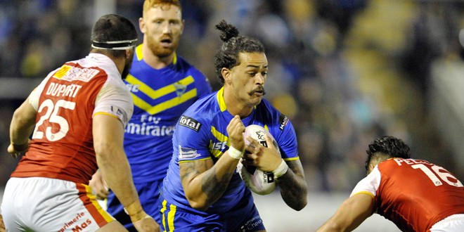 Match report: Warrington Wolves 42-10 Catalan Dragons