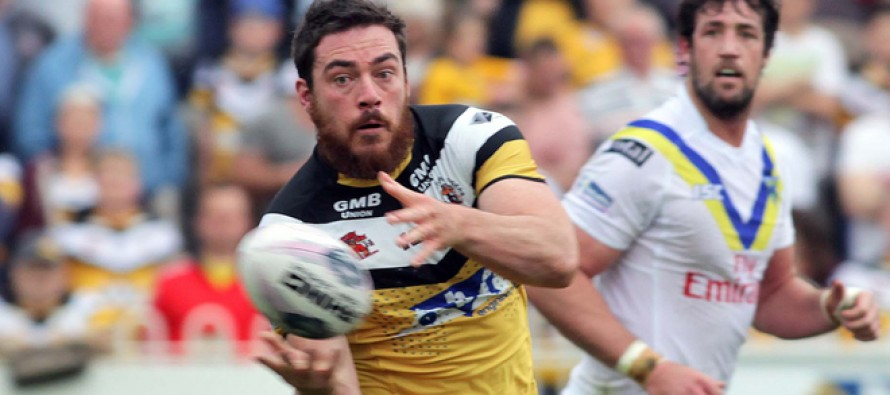 Millington ruled out for Castleford Tigers