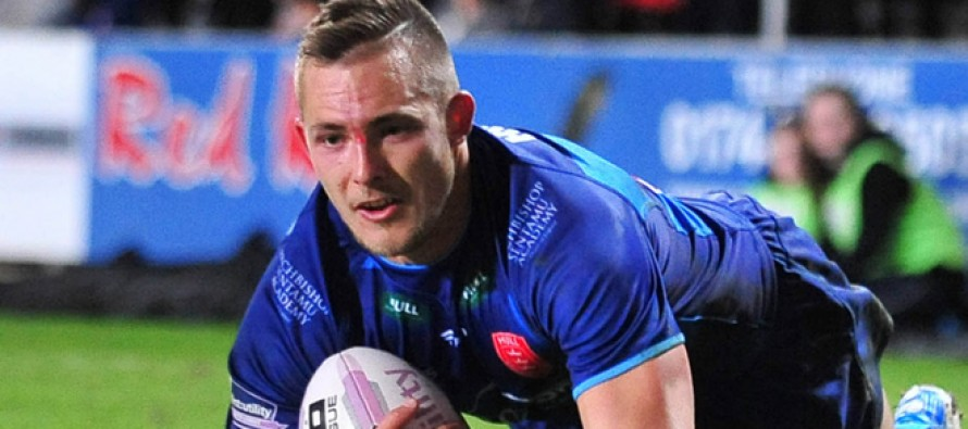 Greg Eden extends loan deal at Salford Red Devils