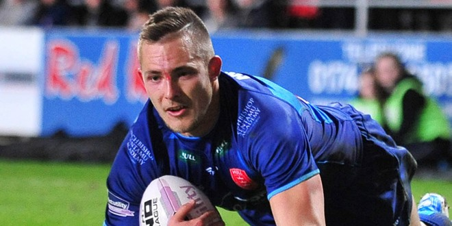 Greg Eden can't face Hull KR this weekend