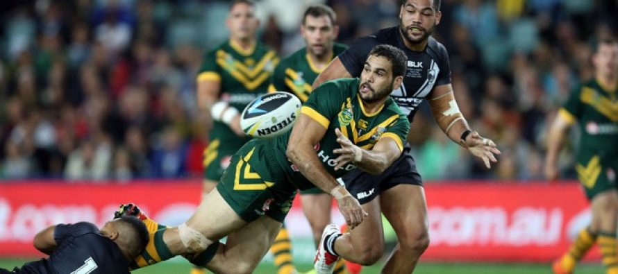 Anzac Test match report: Australia 30-18 New Zealand