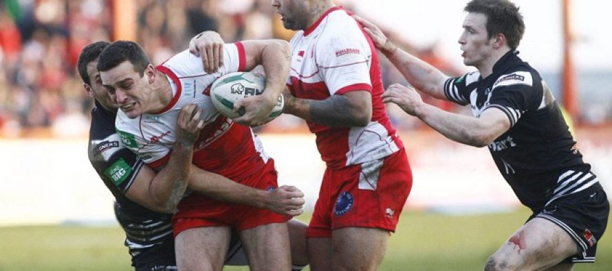 Video highlights: Hull Kingston Rovers 29-34 Widnes Vikings