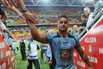 Jarryd Hayne completes return to Rugby League with Gold Coast