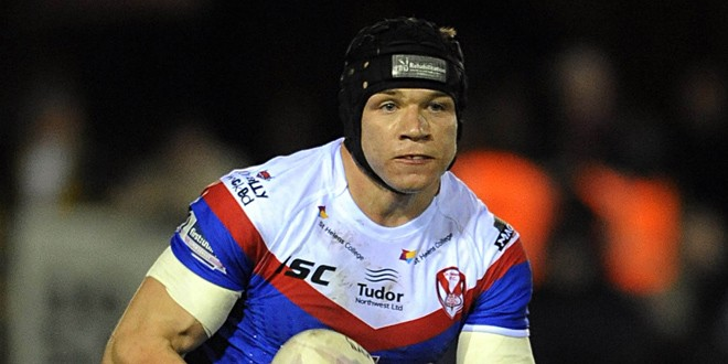 Quartet to return for St Helens this weekend